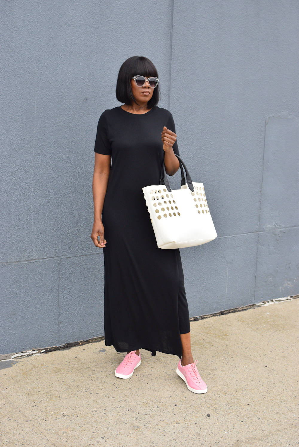 Maxi Dress: Who What Wear Collection | Square Pearls